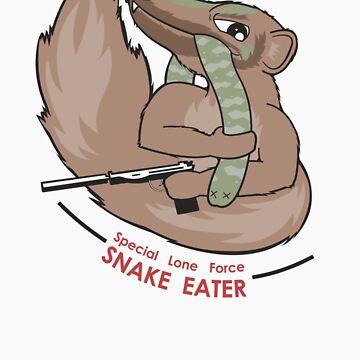 Snake Eater by KaisCanvas