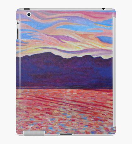 Sunset Over Vancouver Island iPad Case/Skin