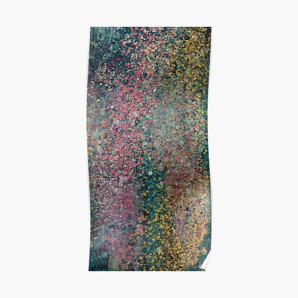 Abstract Painting 082920.2   Poster