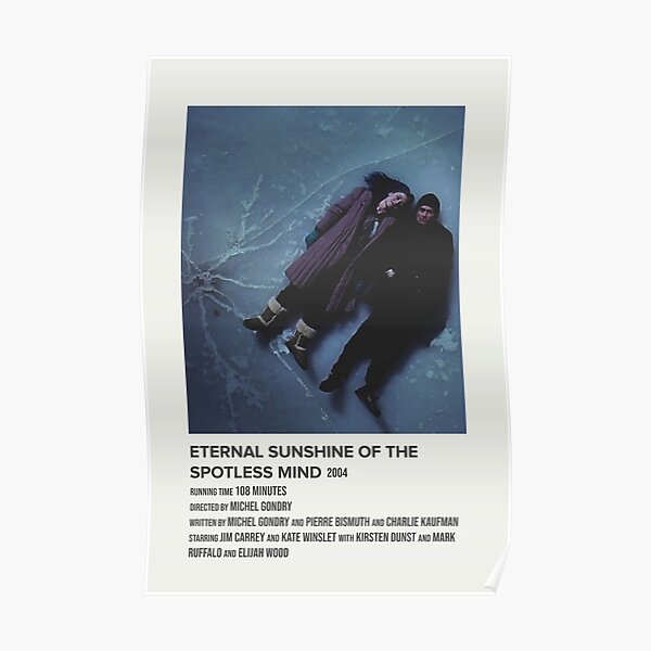 eternal sunshine of the spotless mind (2004) Poster