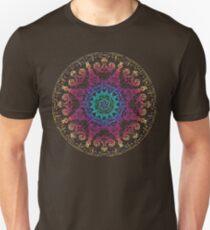 Camiseta ajustada Bliss Energy Yoga Chakra Mandala