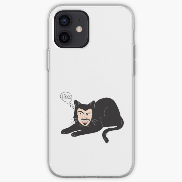 Cat Vladislav - What We Do in the Shadows iPhone Soft Case