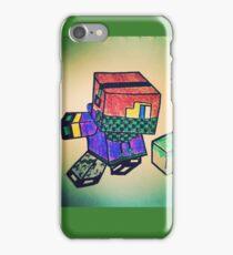 MineCraft KID iPhone Case/Skin