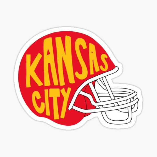 Kansas City Chiefs Sticker Sticker