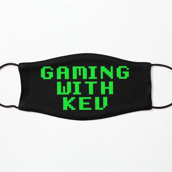 Gaming With Kev Retro 8bit Kids Mask