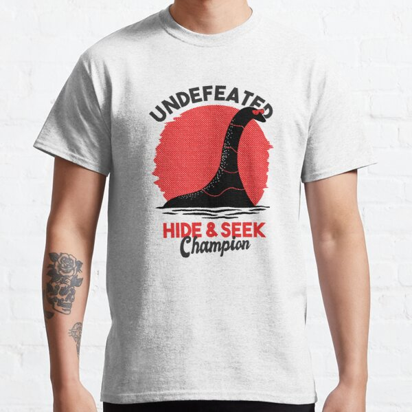 Undefeated Hide & Seek Champion Classic T-Shirt