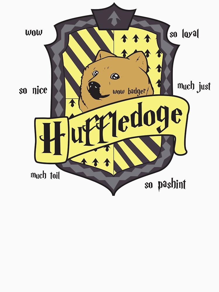Huffledoge | Unisex T-Shirt