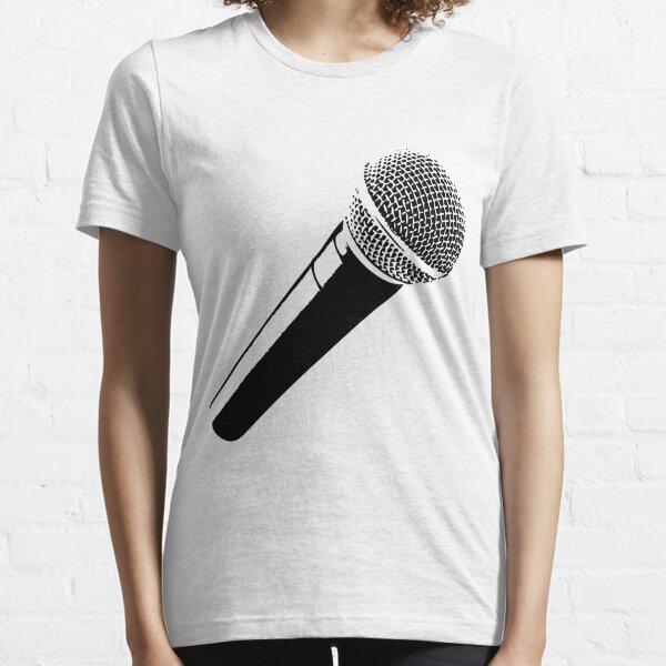 Clean microphone Essential T-Shirt