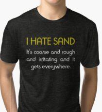 Sand Tri-blend T-Shirt