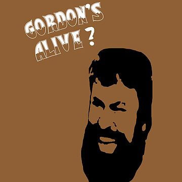 Gordon's Alive! by Samadan