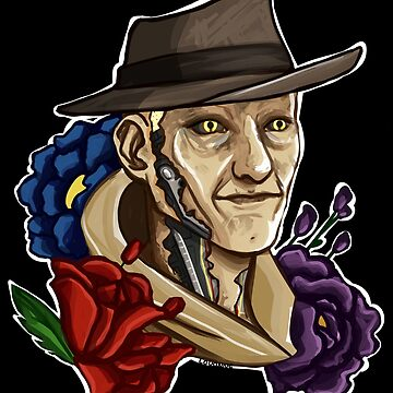 Nick Valentine by Lovonne