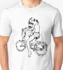Fixie Girl T-Shirt