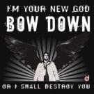CASTIEL NEW GOD by Bloodysender