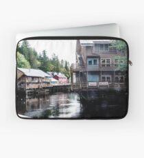 Ketchikan Alaska Laptop Sleeve