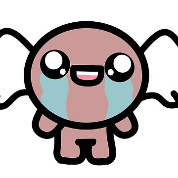 The Binding of Isaac - Angel  by DEADCuteUK