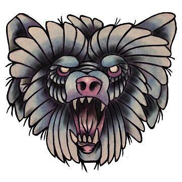 BEAR by Karlusha