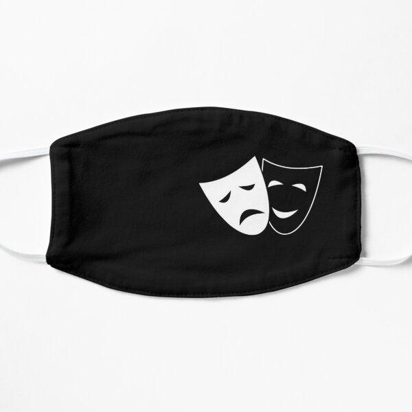 Comedy Tragedy  Flat Mask