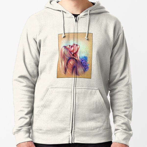 Winter Harvest Zipped Hoodie