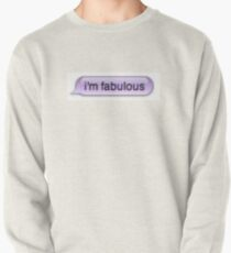 Fabulous  Pullover