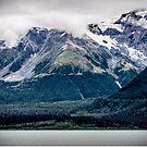 Alaskan Glacier by Mary Carol Story