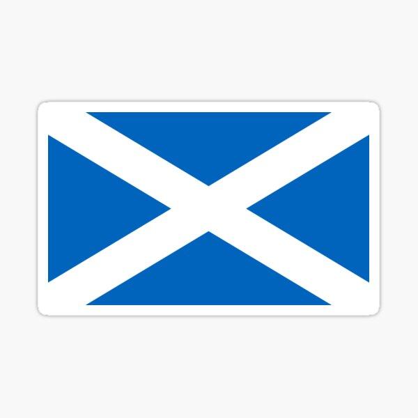 Flag of Scotland / Scottish National Country Flag Sticker
