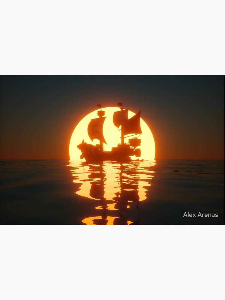 Thousand Sunny by ArenasMedia