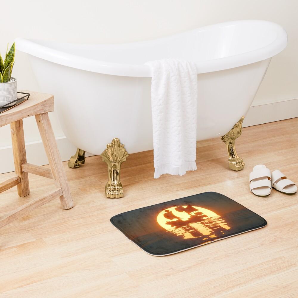 Thousand Sunny Bath Mat