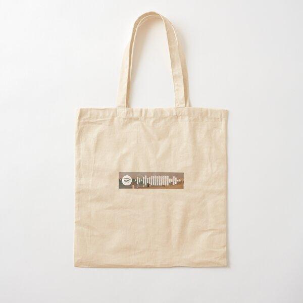 little women soundtrack spotify code Cotton Tote Bag