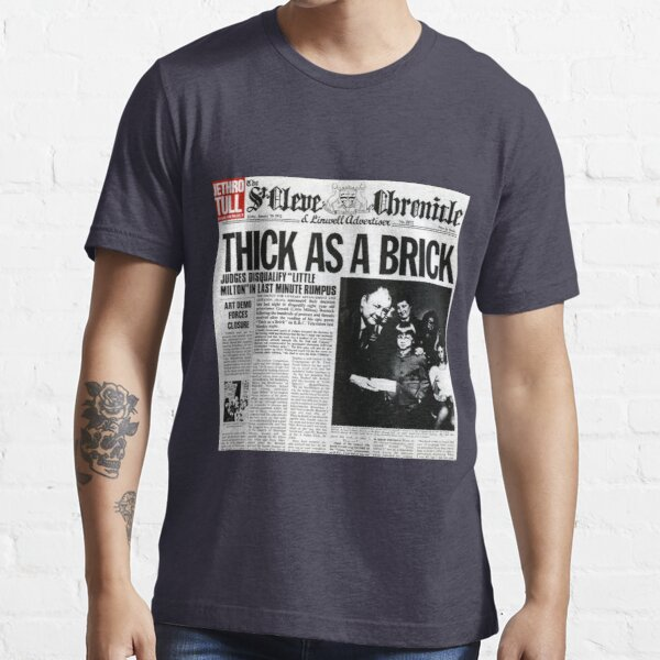 Thick As A Brick Essential T-Shirt