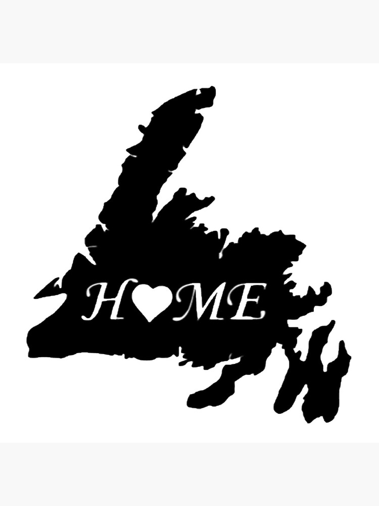 Newfoundland Home by JRM-Tee-Store