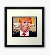 Chapter 8. Straight from the horse's mouth. Framed Print