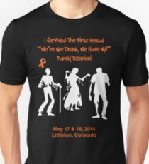 MS Reunion Zombie Unisex T-Shirt