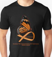 MS Reunion Butterfly  Unisex T-Shirt