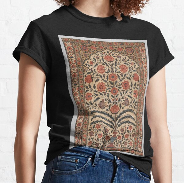 Vintage Panel from a Tent Lining, India 1725–50 Classic T-Shirt