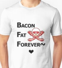 Miscellaneous - bacon fat forever - light T-Shirt