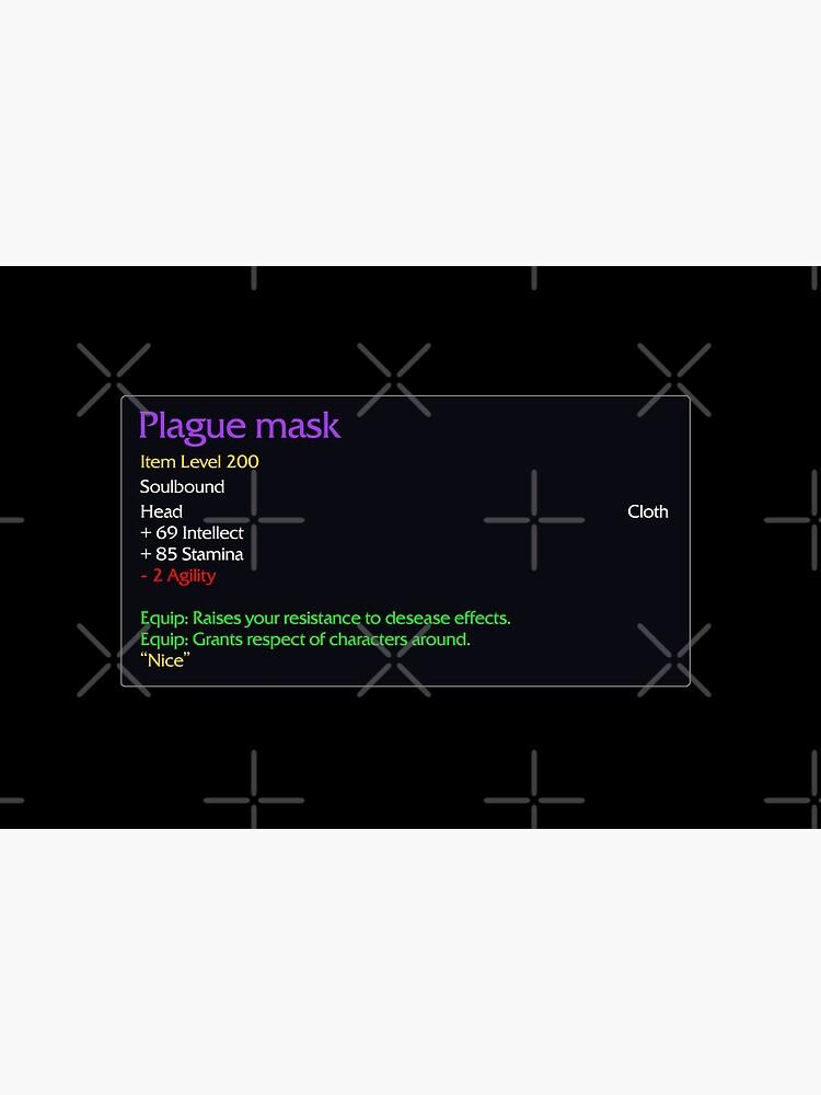World of Warcraft Tooltip-Maske von RPG-Designs