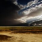 Storm Clouds Over The Isthmus by Lee Donavon Hardy
