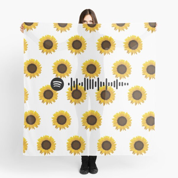 Sunflower Harry Styles Spotify Code Gifts & Merchandise ...