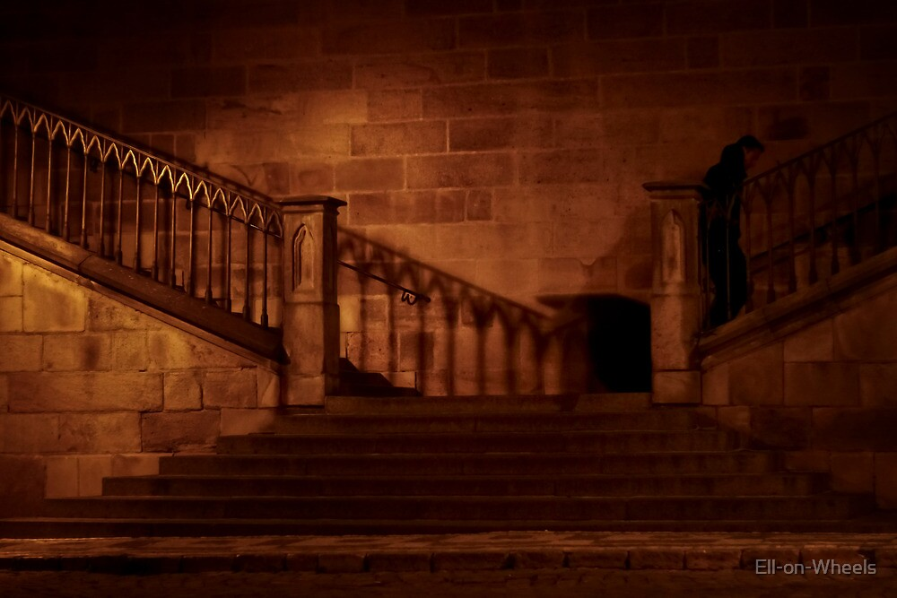 """""""The 39 Steps"""" . . . by Ell-on-Wheels"""