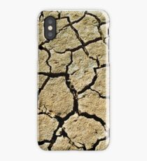 Cracked soil  iPhone Case