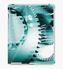mechanical engineering iPad Case/Skin