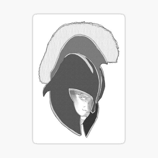 Achille  Sticker