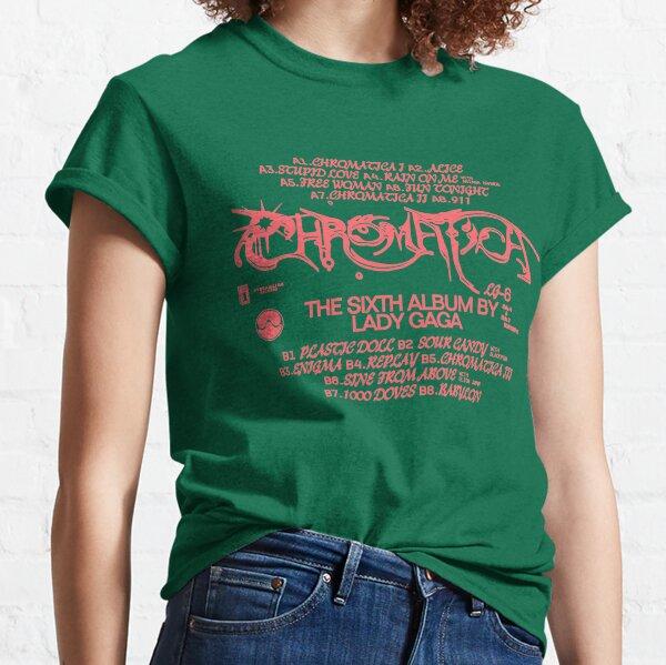 Logotipo de Chromatica Camiseta clásica