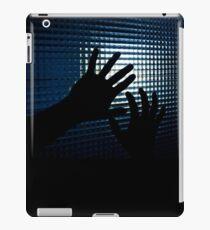 Hands silhouette iPad Case/Skin