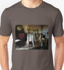 The Loneliness of an Unmade Bed Unisex T-Shirt