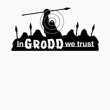 GRODD (Black) by Midgetcorrupter