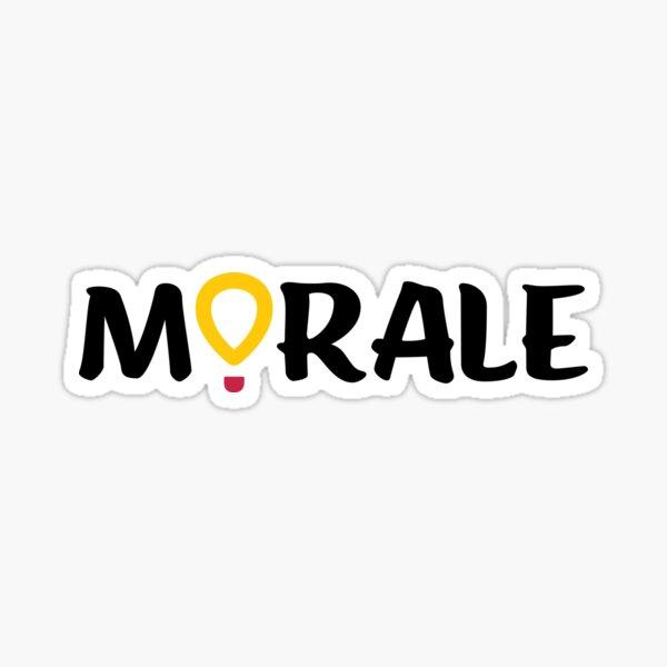 DM Morale Committee Sticker