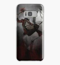 Headless horseman (Sleepy Hollow) Samsung Galaxy Case/Skin