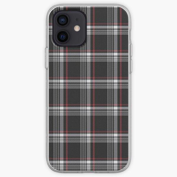 Tela escocesa escocesa de VW Clark Funda blanda para iPhone