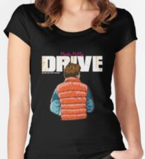 Drive 88 MPH Women's Fitted Scoop T-Shirt